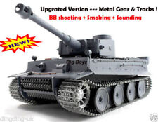 HENG LONG RADIO REMOTE CONTROL R/C TIGER 1 TANK -- 2.4 G  Pro Version !!