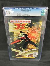 Ultimate X-Men #24 (2003) Mark Millar Story CGC 9.8 White Pages C863