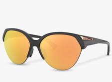 Oakley Trailing Point OO 9447 Matte Black/prizm Rose Gold Polarized Sunglasses