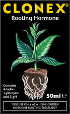 Growth Technology Clonex Rooting hormone Gel 50ml