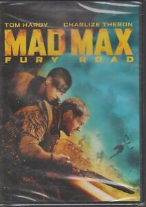 Mad Max Fury Road Dvd Neuf Tom Hardy Charlize Theron