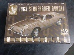 1963 Studebaker Avanti Millennium Edition
