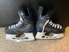 Bauer Nexus 7000 Size 1.5 Hockey Skates Really Nice!