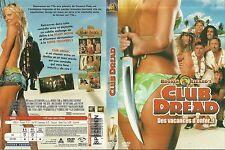 UNIQUEMENT LA JAQUETTE POUR DVD : CLUB DREAD avec BILL PAXTON