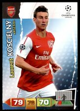 Panini Champions League 2011-2012 Adrenalyn XL Laurent Koscielny Arsenal