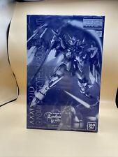 MG 1/100 Gundam Deathscythe EW Roussette Unit Premium Bandai Model Kit Mobile