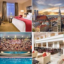 München - Luxus Wochenende für Zwei im 4* München Marriott inkl. Frühstück & SPA