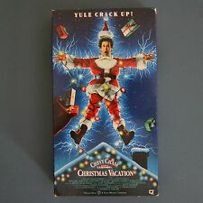Chevy Chase National Lampoon CHRISTMAS VACATION VHS Movie