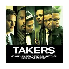 Takers (Original Motion Picture Soundtrack) Free Shipping