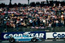 Patrick TAMBAY LIGIER allemande JS17 Grand Prix 1981 photo