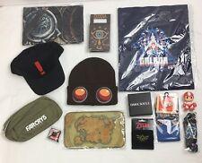 Loot Crate Exclusive Collectible Bundle Lot Zelda Skyrim Dark Souls Bioshock