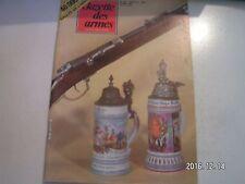 **d Gazette des armes n°115 Système d'armes Mauser modèle 1871 / Pistolet Reform