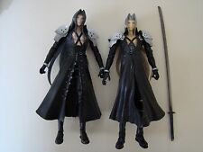 Lot Figurines Sephiroth Final Fantasy 7 play arts RARE