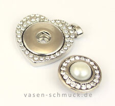 Markenlose Modeschmuck-Halsketten & -Anhänger aus Glas mit Beauty für Damen
