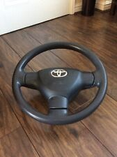 TOYOTA AYGO MK1 STEERING WHEEL WITH AIRBAG