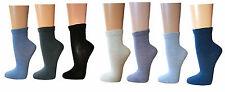3 Damen Herren Gesundheit Socken Strümpfe Ohne Gummidruck 35 38 39 42 43 46 kurz