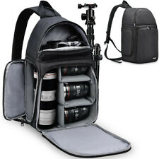 CADeN D15 Camera Bag Sling Backpack Waterproof for Canon Nikon Sony DSLR
