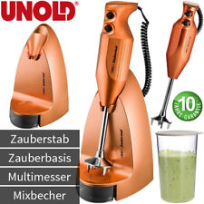 Unold ESGE Zauberstab® M 200 Kupfer Stabmixer Handmixer Pürierstab Mixer Mixstab