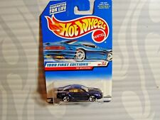 1999 HOT WHEELS ''FIRST EDITIONS'' #909 = `99 MUSTANG = PURPLE  tan interior 3sp