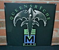 QUEENSRYCHE - Empire, Ltd Import 2LP CLEAR COLORED VINYL Gatefold New & Sealed!
