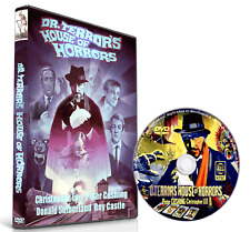 DR. TERROR'S HOUSE OF HORRORS (1965) Christopher Lee, Peter Cushing - WIDESCREEN