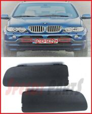 BMW X5 E53  2004 2005 2006 FRONT BUMPER TOW HOOK EYE COVER CAP TRIM LEFT + RIGHT