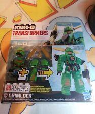 Kre-o transformers grimlock custom kreon Hasbro NEW building toy action figure