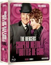 Chapeau Melon et Bottes de Cuir - Intégrale Saison 6 [9 Blu-ray] NEUF cellophané