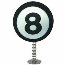 WOBBLER! Lucky Eight Ball perfect for sticking on your Desk or Dashboard