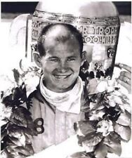 PARNELLI JONES 1963 WINNER A J WATSON ROADSTER  8 X 10 PHOTO