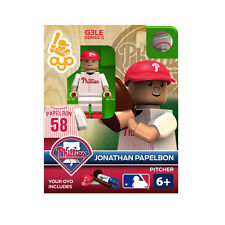 MLB Philadelphia Phillies Jonathan Papelbon Generation 3 Toy Figure NEW Baseball