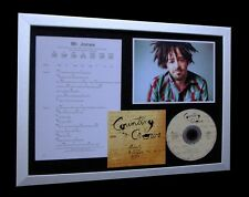 COUNTING CROWS Mr Jones LTD MUSIC CD TOP QUALITY FRAMED DISPLAY+FAST GLOBAL SHIP
