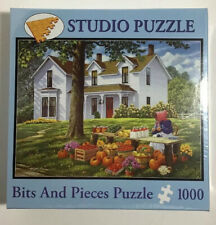 """Bits and Pieces Farm Fresh Studio Puzzle Jigsaw Puzzle 20""""x27"""" Brand New Sealed"""