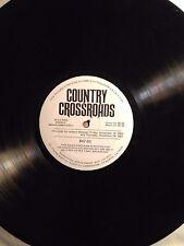 Radio Show: COUNTRY CROSSROADS 53-84 KATHY MATEA & 1-85 DAVID HOUSTON,T.FRANKS