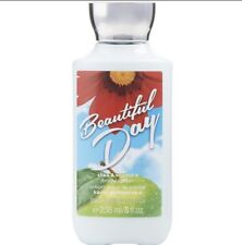Bath and Body Beautiful Day Lotion day or night moisturizer Shea and vitamin e.