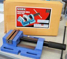 125 mm Précision Perceuse à Colonne Vice Soba - 110162 Foreuse