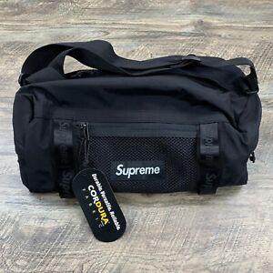 Supreme Black FW20 Mini Duffle Bag