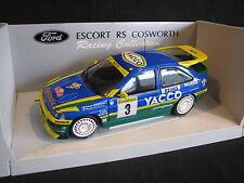 UT Models Ford Escort RS Cosworth 1996 1:18 #3 Bernardini / Occelli MC (AK)