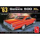 AMT1186 1/25 1963 Ford Galaxie AMT