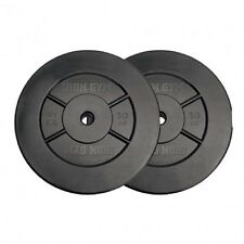 IRON GYM PLATE SET 20 KG. DISCHI PER BILANCIERE DA KG.20 BY KOOLOOK L' ORIGINALE