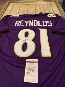 Keenan Reynolds NFL Original Autographed Items for sale | eBay