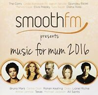 SMOOTHFM PRESENTS MUSIC FOR MU - VARIOUS ARTISTS [CD]