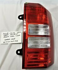 2008-2016 OEM Jeep Patriot Right Passenger Side Tail Light Lamp  # 5160364AG