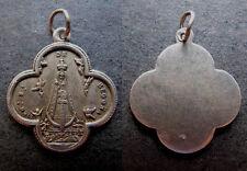 Medalla religiosa antigua VIRGEN DE BEGOÑA BILBAO plata medal religious silver
