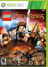 LEGO Lord of the Rings Xbox 360 New Xbox 360, Xbox 360