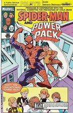 AMAZING SPIDERMAN GIVEAWAY PROMO POWER PACK CHILD ABUSE VARIANT 1 D AUSTIN STATE