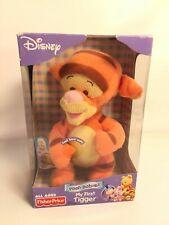 Fisher Price Pooh Babies Vintage Disney My First Tigger Super Soft Plush Teddy