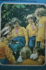 Tie for junior scout Romania socialist Republic