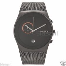 Skagen Original SKW6186 Men's Havene Grey Stainless Steel Watch 42mm