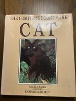 The Complete Book Of The Cat by Angela Sayer